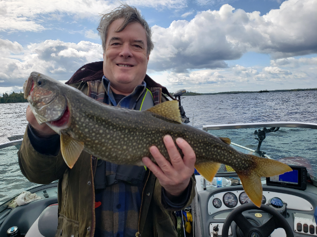Lake Trout Page-2-Trappers Point Camp-Sturgeon Lake-Savant Lake-Ontario